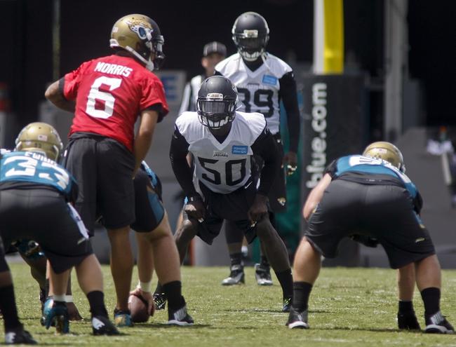 Jacksonville Jaguars vs. Tampa Bay Buccaneers NFL Pick, Odds, Prediction - 8/8/14