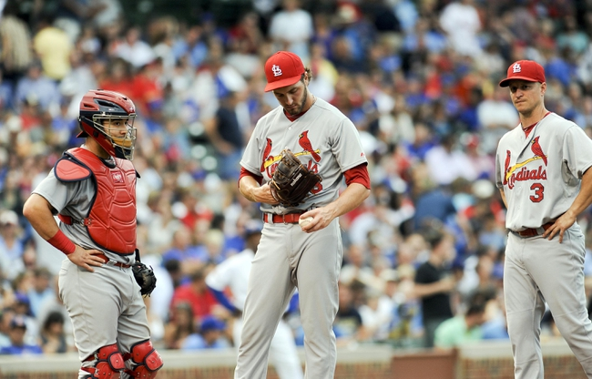 Chicago Cubs vs. St. Louis Cardinals Pick-Odds-Prediction - 7/27/14