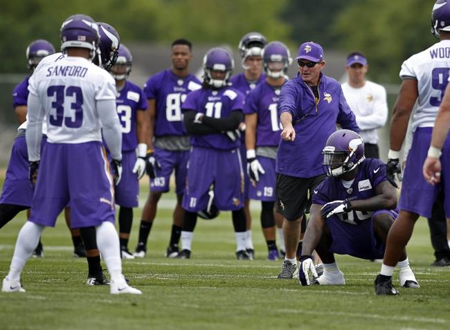 Minnesota Vikings vs. Oakland Raiders NFL Pick, Odds, Prediction - 8/8/14