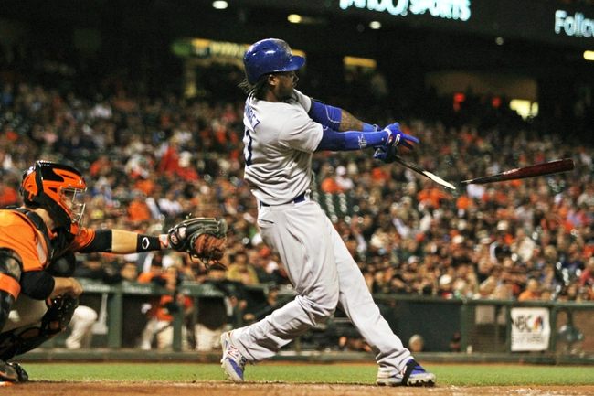 San Francisco Giants vs. Los Angeles Dodgers Pick-Odds-Prediction - 7/26/14
