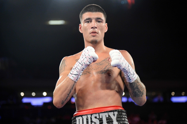Dusty Hernandez-Harrison vs. Michael Dallas Jr. Boxing Preview, Pick, Odds, Prediction - 5/13/16