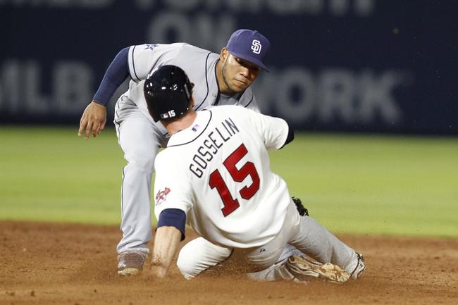 Atlanta Braves vs. San Diego Padres MLB Pick, Odds, Prediction - 7/27/14