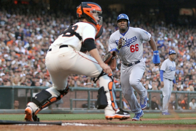 San Francisco Giants vs. Los Angeles Dodgers MLB Pick, Odds, Prediction 7/27/14