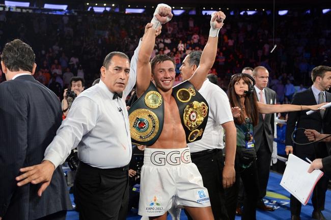David Lemieux vs. Gennady Golovkin Boxing Preview, Pick, Odds, Prediction - 10/17/15