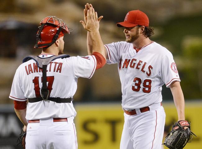 Los Angeles Angels vs. Detroit Tigers Pick-Odds-Prediction - 7/27/14
