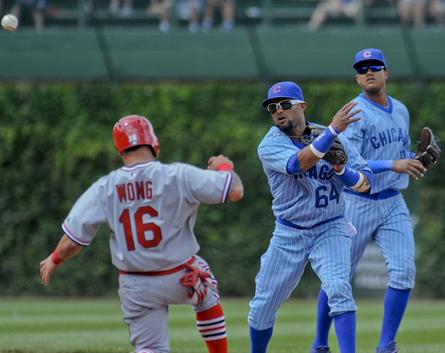St. Louis Cardinals vs. Chicago Cubs MLB Pick, Odds, Prediction - 8/30/14 Game One