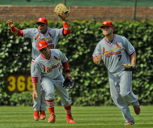 Chicago Cubs vs. St. Louis Cardinals Pick-Odds-Prediction - 8/30/14 Game Two