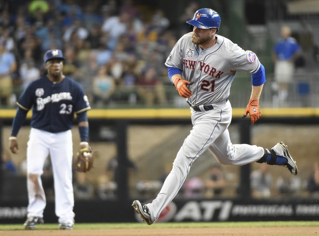 Brewers at Mets - 5/15/15 MLB Pick, Odds, and Prediction