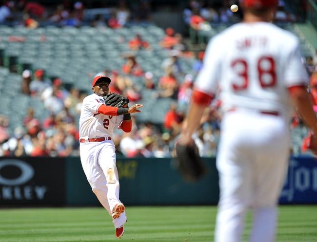 Tigers at Angels - 5/28/15 MLB Pick, Odds, and Prediction