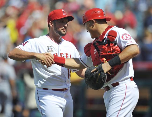 Los Angeles Angels at Baltimore Orioles MLB Pick, Odds, Prediction - 7/29/14