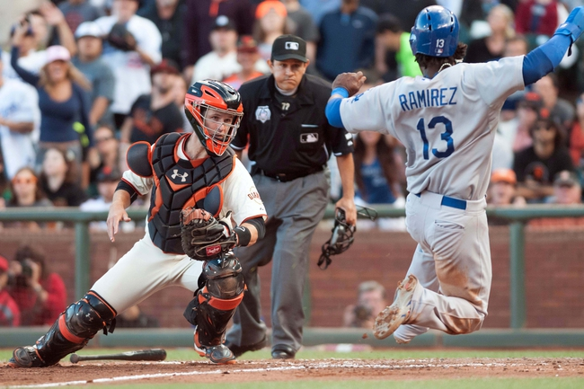 San Francisco Giants vs. Los Angeles Dodgers 9/12/14 MLB Pick and Odds
