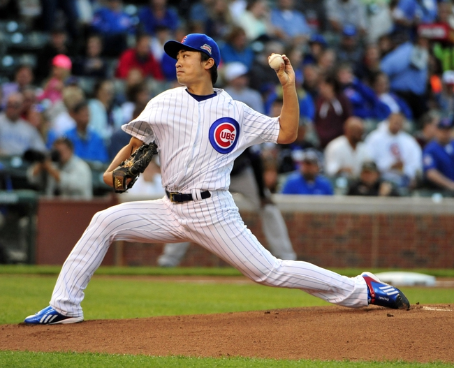 Chicago Cubs vs. Tampa Bay Rays 8/8/14 MLB Pick, Odds, Prediction