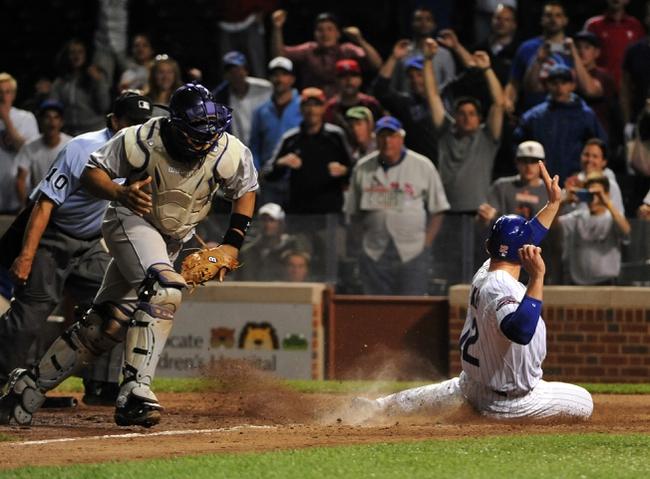 Chicago Cubs vs. Colorado Rockies MLB Pick, Odds, Prediction 7/30/14