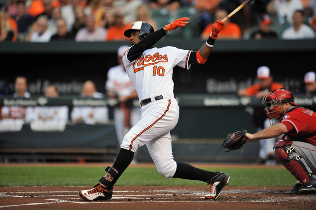 Baltimore Orioles vs. Los Angeles Angels MLB Pick, Odds, Prediction - 7/31/14