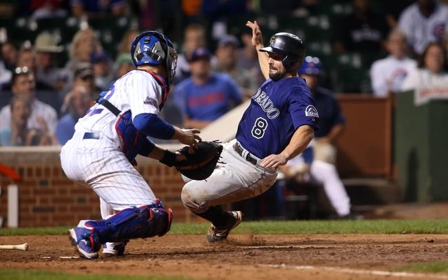 Colorado Rockies vs. Chicago Cubs MLB Pick, Odds, Prediction - 8/5/14
