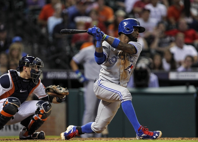 Houston Astros vs. Toronto Blue Jays MLB Pick, Odds, Prediction - 8/1/14