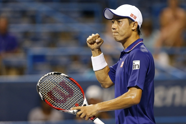 Pablo Andujar vs. Kei Nishikori 2014 US Open Pick, Odds, Prediction