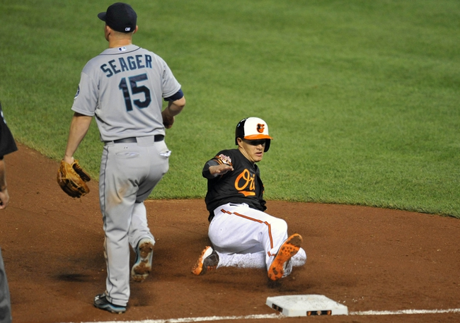 Baltimore Orioles vs. Seattle Mariners 8/2/14 MLB Pick, Odds, Prediction
