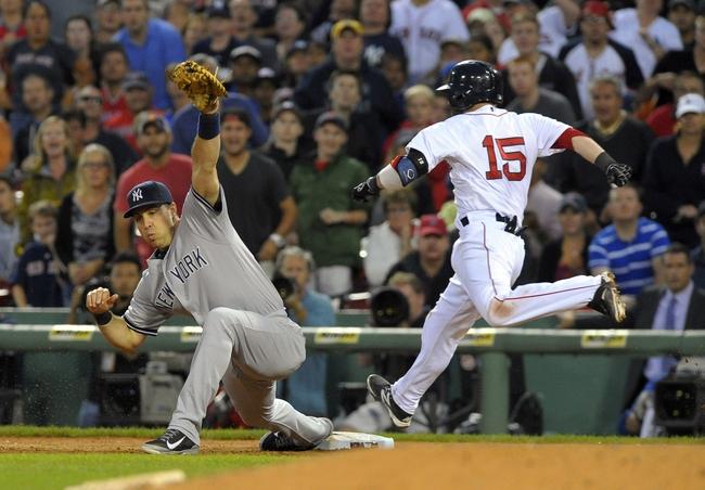Boston Red Sox vs. New York Yankees Pick-Odds-Prediction - 8/3/14