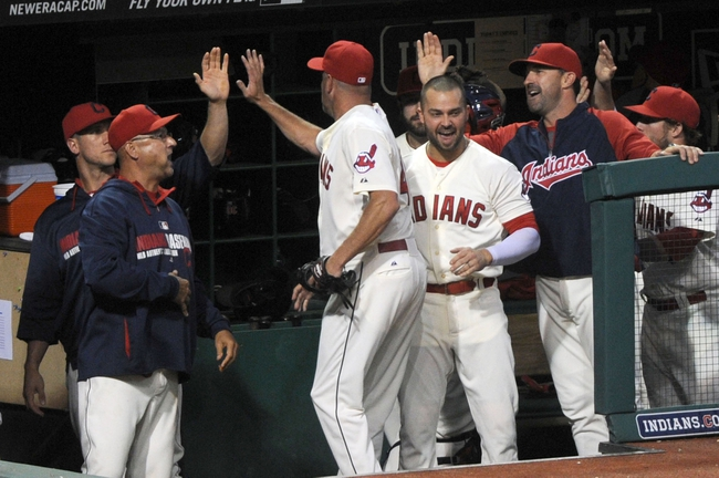 Cleveland Indians vs. Texas Rangers MLB Pick, Odds Prediction - 8/3/14