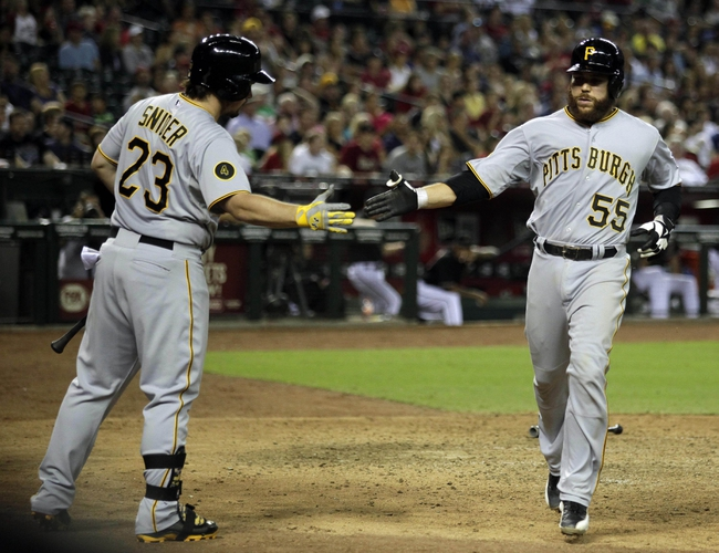 Arizona Diamondbacks vs. Pittsburgh Pirates Pick-Odds-Prediction - 8/3/14