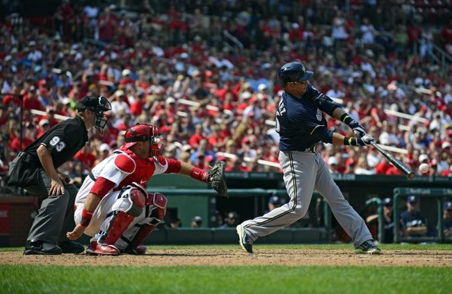 Milwaukee Brewers vs. St. Louis Cardinals Pick-Odds-Prediction - 9/4/14