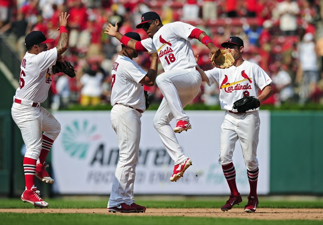 Milwaukee Brewers vs. St. Louis Cardinals 9/4/14 MLB Pick, Odds, Prediction