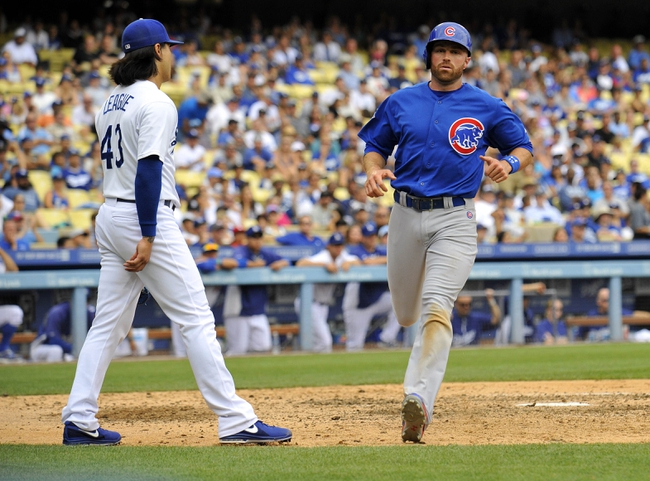 Chicago Cubs vs. Los Angeles Dodgers MLB Pick, Odds, Prediction - 9/18/14