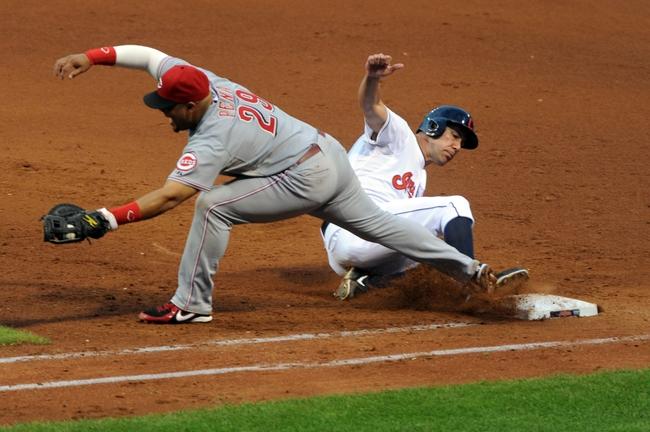 Cleveland Indians vs. Cincinnati Reds MLB Pick, Odds, Prediction - 8/5/14