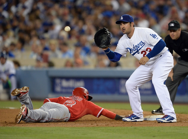 Los Angeles Dodgers vs. Los Angeles Angels Pick-Odds-Prediction - 8/5/14