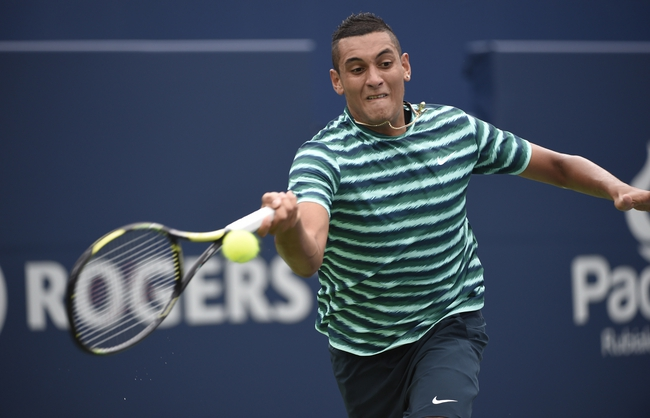 Nick Kyrgios vs. Andreas Seppi 2014 US Open Pick, Odds, Prediction