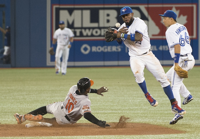 Toronto Blue Jays vs. Baltimore Orioles MLB Pick, Odds, Prediction - 8/6/14