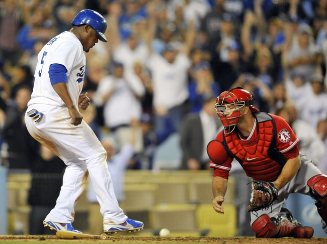 Los Angeles Angels vs. Los Angeles Dodgers Pick-Odds-Prediction - 8/6/14