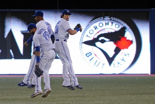 Toronto Blue Jays vs. Baltimore Orioles - 8/7/14