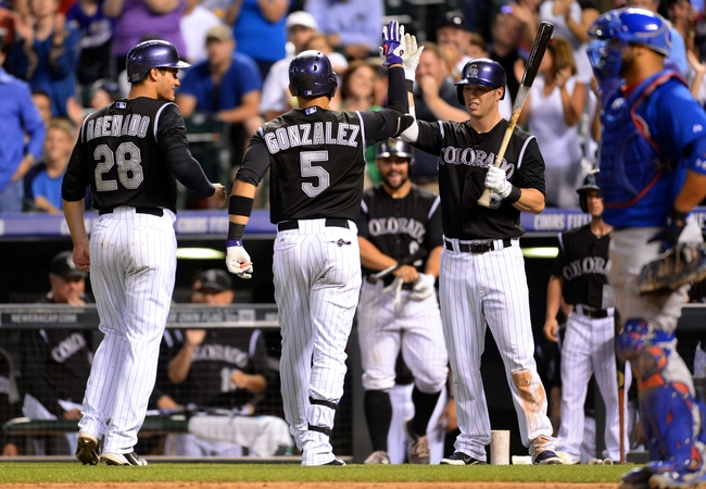 Colorado Rockies vs. Chicago Cubs MLB Pick, Odds, Prediction - 8/7/14