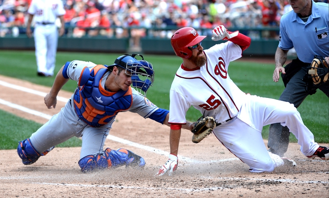 New York Mets vs. Washington Nationals MLB Pick, Odds, Prediction - 8/12/14