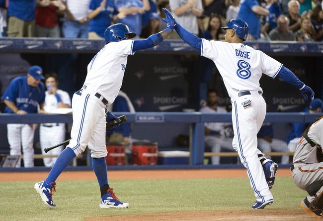 Baltimore Orioles vs. Toronto Blue Jays MLB Pick, Odds, Prediction - 9/15/14