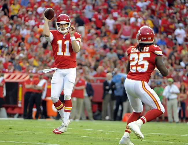 Carolina Panthers vs. Kansas City Chiefs NFL Pick, Odds, Prediction 8/17/14