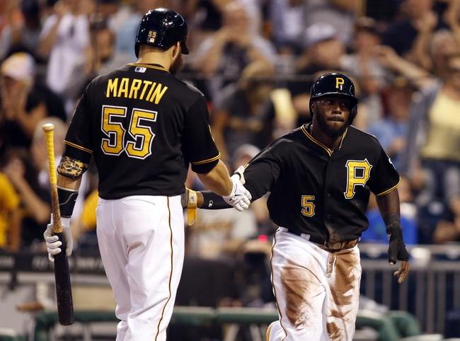 Pittsburgh Pirates vs. San Diego Padres MLB Pick, Odds, Prediction 8/10/14