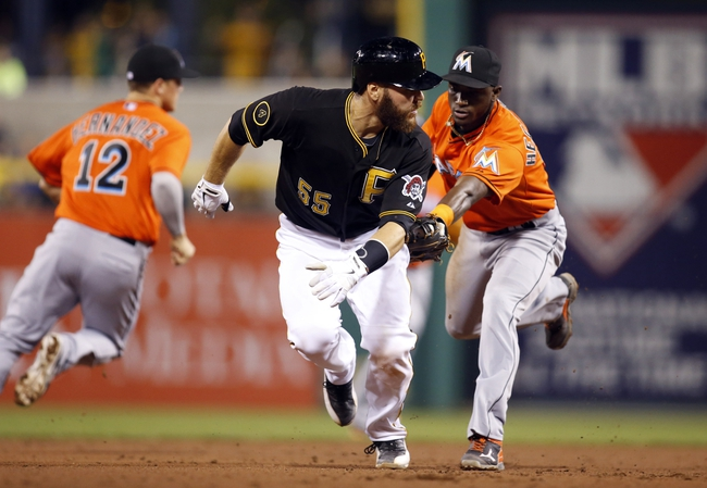 Marlins at Pirates - 5/25/15 MLB Pick, Odds, and Prediction