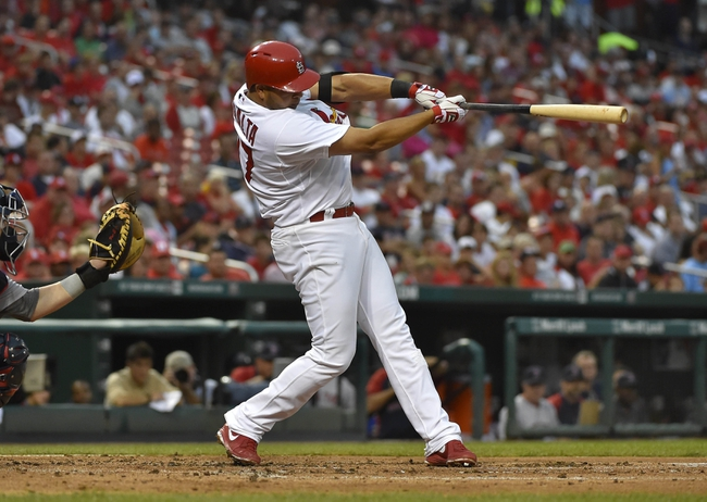 Baltimore Orioles vs. St. Louis Cardinals MLB Pick, Odds, Prediction - 8/8/14