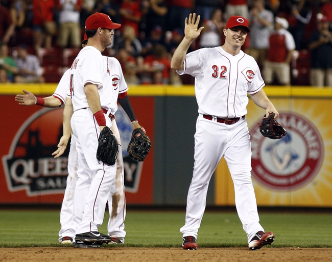 Cleveland Indians vs. Cincinnati Reds - 5/22/15 MLB Pick, Odds, and Prediction