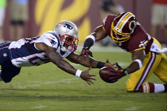 New England Patriots vs. Washington Redskins - 11/8/15 NFL Pick, Odds, and Prediction