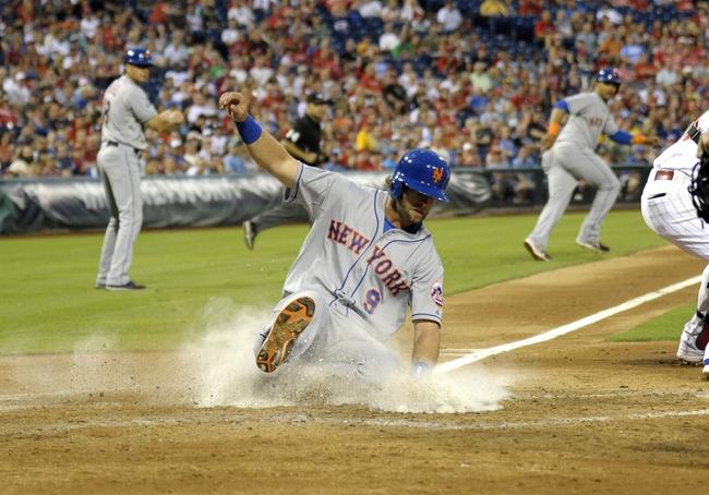 Philadelphia Phillies vs. New York Mets MLB Pick, Odds, Prediction - 8/9/14
