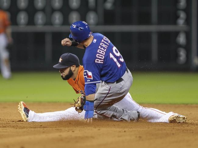 Houston Astros vs. Texas Rangers MLB Pick, Odds, Prediction - 8/9/14