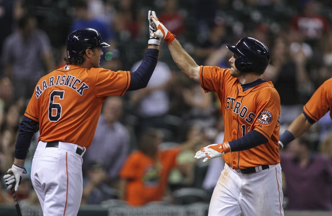 Houston Astros vs. Texas Rangers Pick-Odds-Prediction - 8/10/14