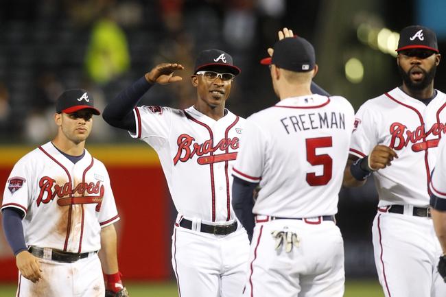Atlanta Braves vs. Washington Nationals 8/9/14 MLB Pick, Odds, Prediction