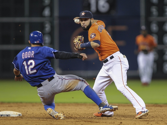 Houston Astros vs. Texas Rangers MLB Pick, Odds, Prediction - 8/30/14