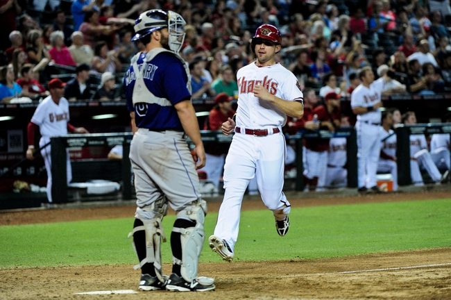 Arizona Diamondbacks vs. Colorado Rockies 8/30/14 MLB Pick, Odds, Prediction