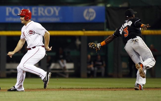 Cincinnati Reds vs. Miami Marlins - 6/20/15 MLB Pick, Odds, and Prediction